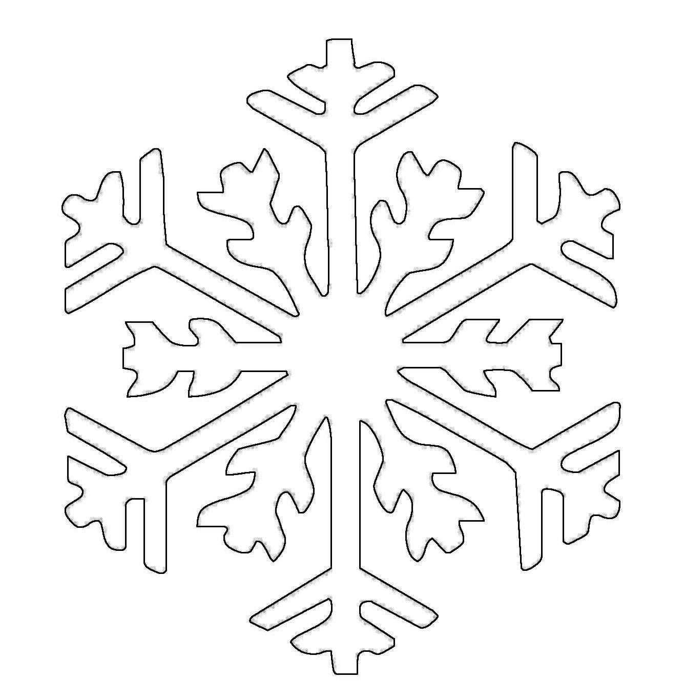 Schneeflocke15 Schneeflocken Schneeflocken Basteln Vorlage Schneeflocke Vorlage