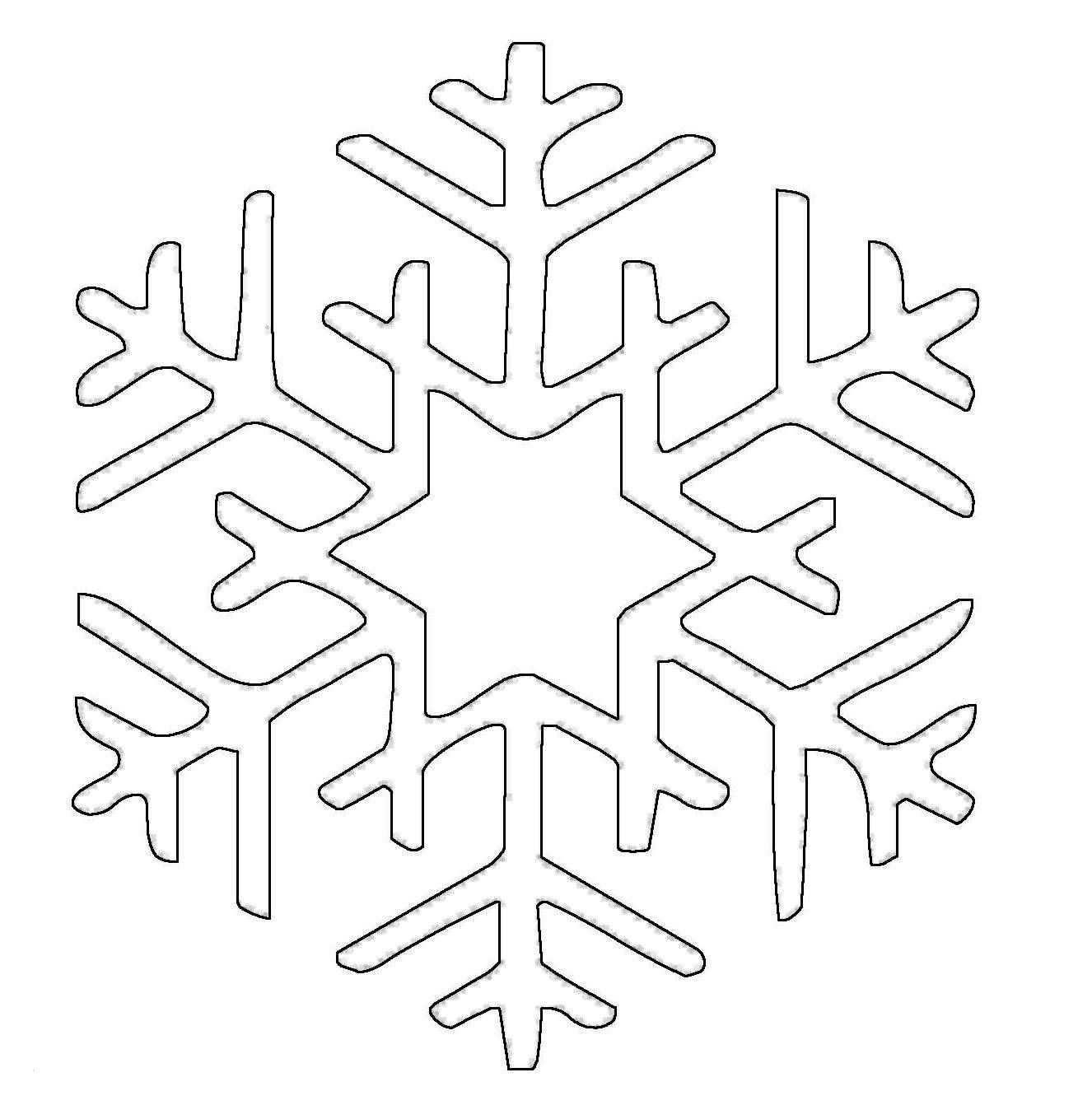 Ausmalbilder Schneeflocken Frisch Ausmalbild Schneeflocken Und Sterne Kostenlose Mal Schneeflocke Schablone Schneeflocken Basteln Vorlage Schneeflocken Basteln