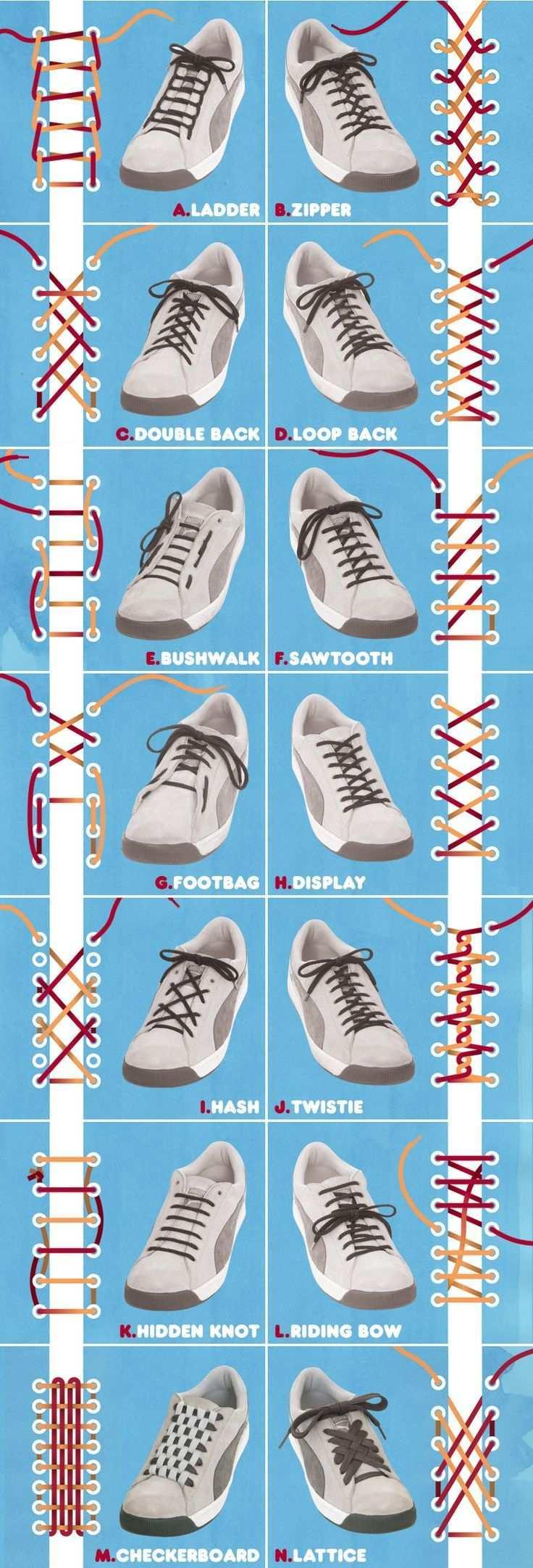 Pin Von Marco Hemmann Auf Hilfreich Schuhbander Schuhe Binden Spitze Schuhe