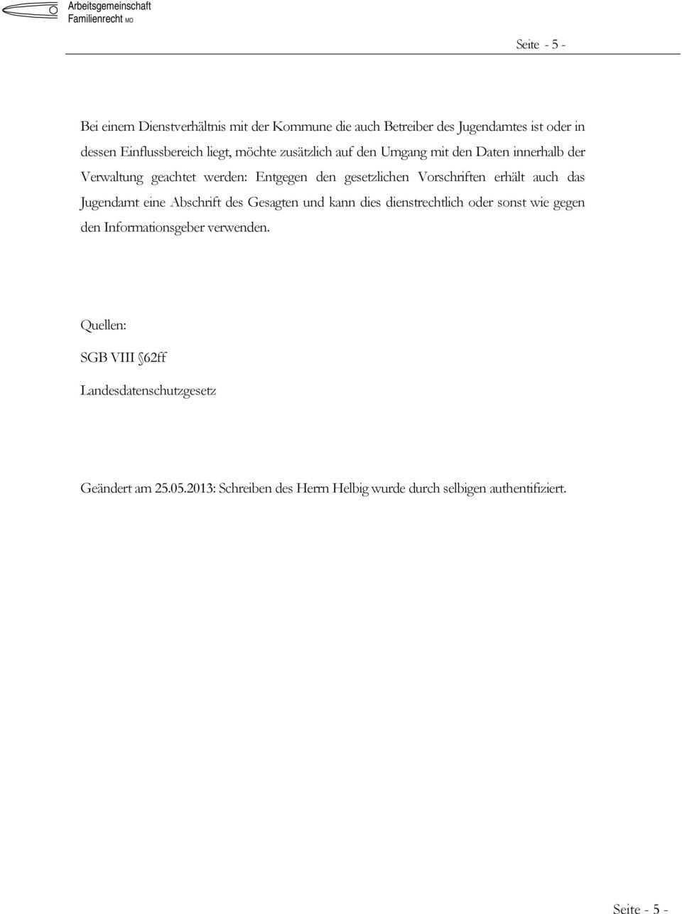 Hier Schweigepflichtenbindung Gegenuber Einem Verfahrensbeistand Im Sinne 158 Famfg Pdf Free Download