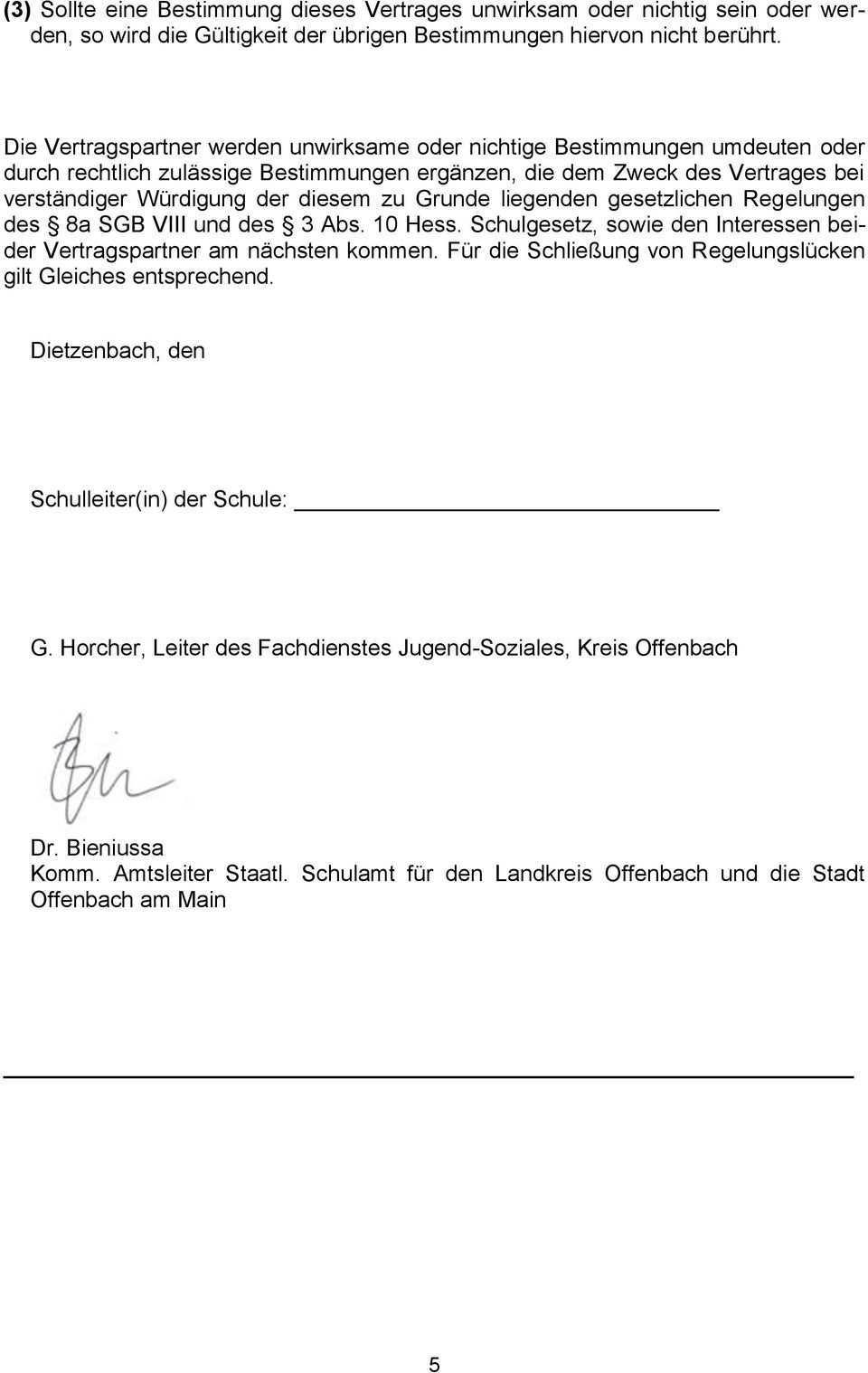Vereinbarung Zum Schutz Von Kindern Und Jugendlichen Gemass 8 A Sozialgesetzbuch Viii Und 3 Abs 10 Hessisches Schulgesetz Pdf Kostenfreier Download