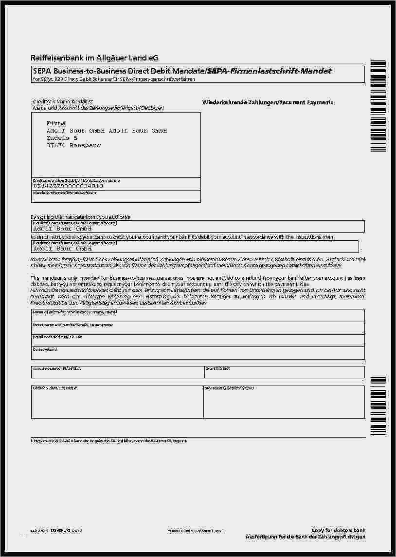 37 Erstaunlich Sepa Uberweisung Vorlage Pdf Bilder Vorlagen Geschenkgutschein Vorlage Flyer Vorlage