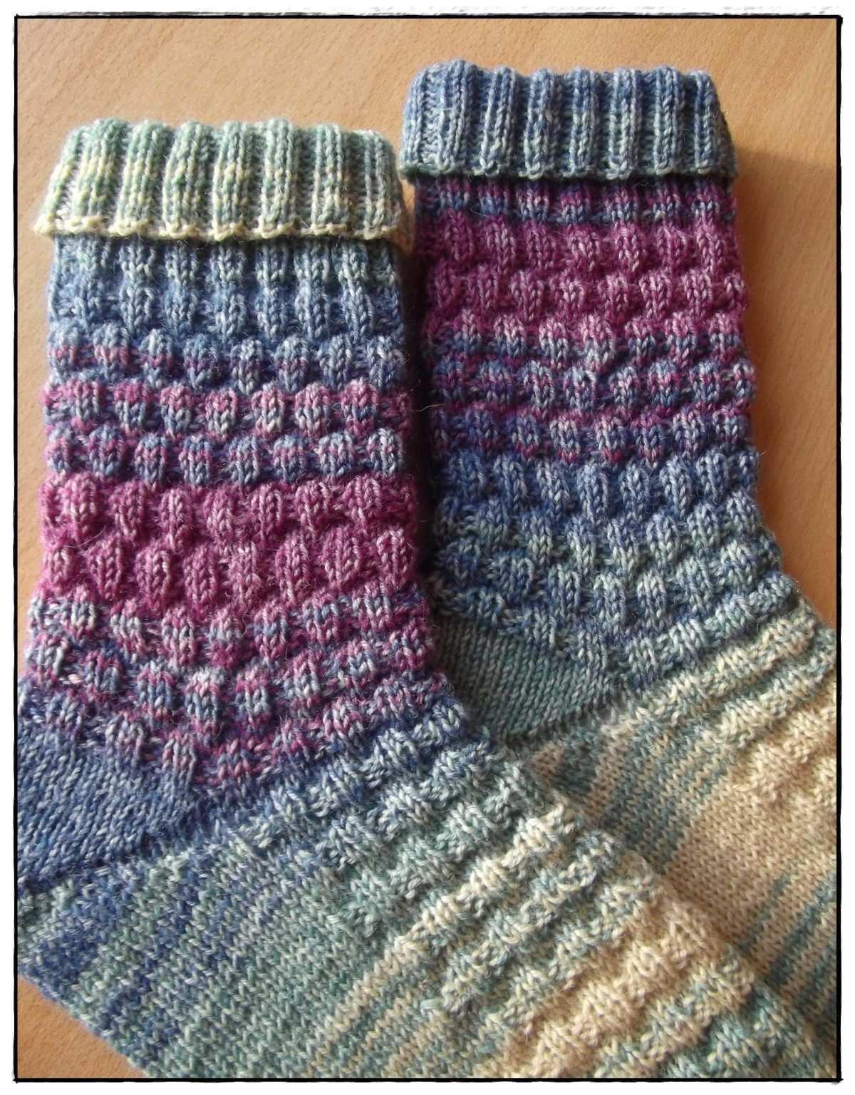 Sockenmuster Teil 1 Socken Stricken Muster Sockenmuster Sockenmuster Stricken
