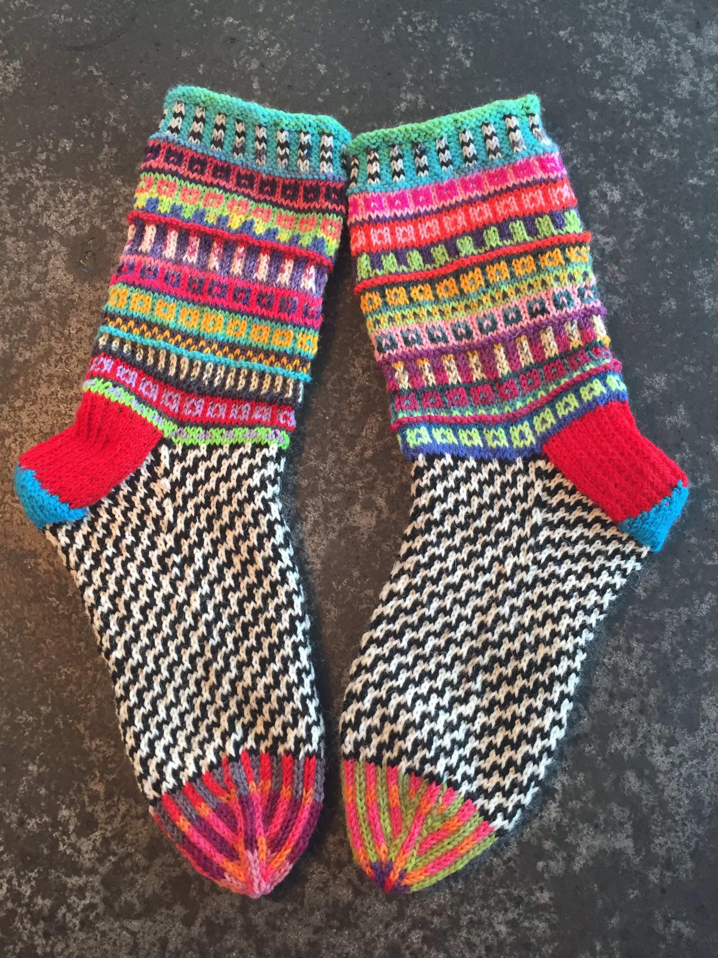 24 2018 Socken Stricken Muster Socken Stricken Stricken Ohne Naht