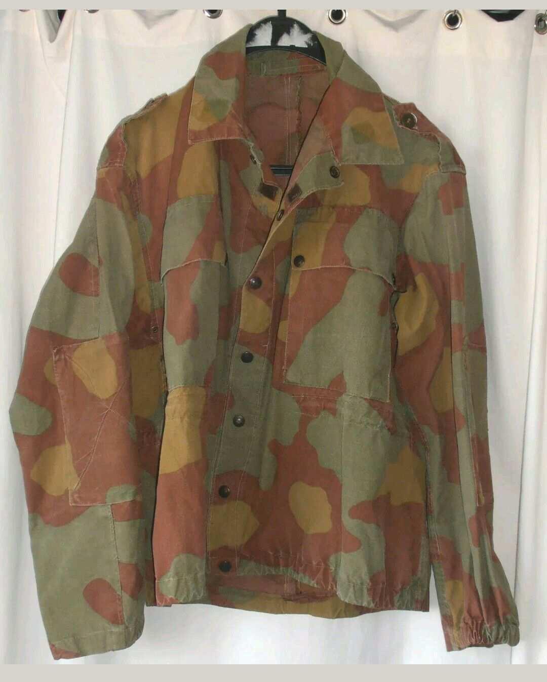 M29 Shirt Army Uniform Military Jacket Camouflage