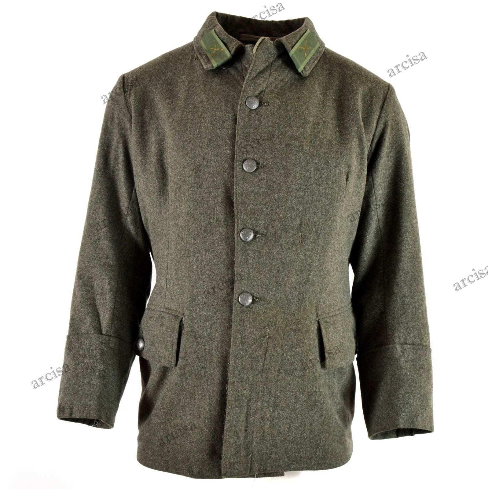 Wwii Original Vintage Swedish Army Wool Uniform Jacket M39 1940 039 S Uniform Swedish Army Jackets Uniform