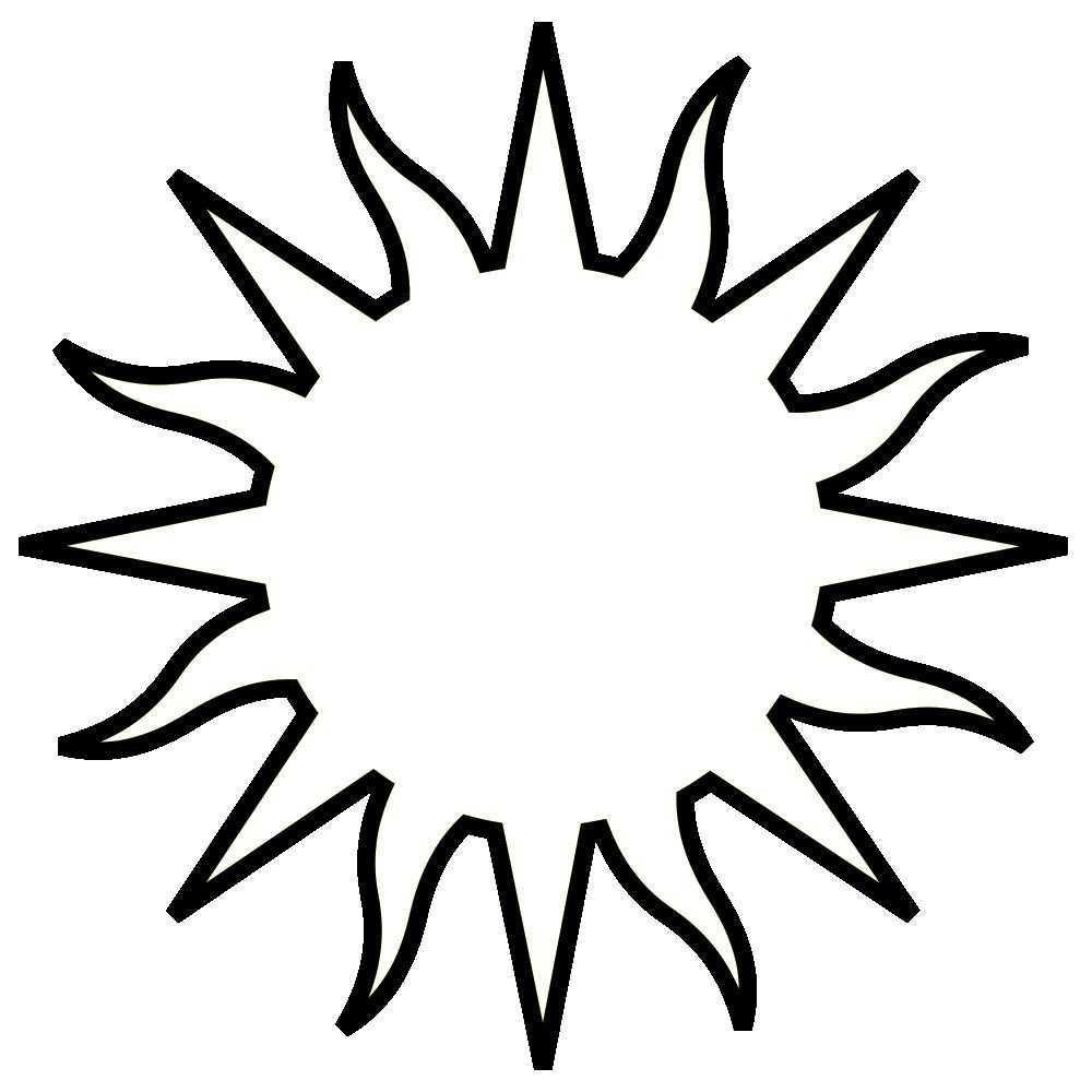 Ausmalbilder Sonne Uber Bastelvorlage Sonne Sonne Basteln Ausmalbilder Sterne Basteln Vorlage