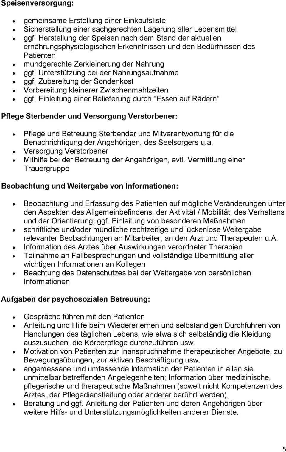 Stellenbeschreibung Pflegedienstleitung Pdf Free Download