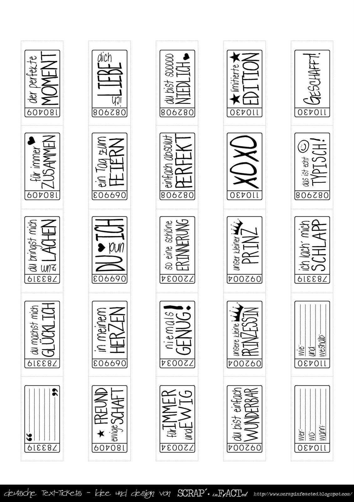 Oktober 2011 Scrapbooking Ideen Vorlagen Ausdrucken
