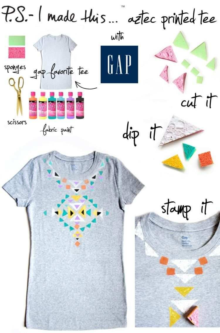 T Shirt Selbst Bemalen Mit Textilfarbe 22 Kreative Ideen T Shirt Bemalen Textilfarbe Shirts Bemalen