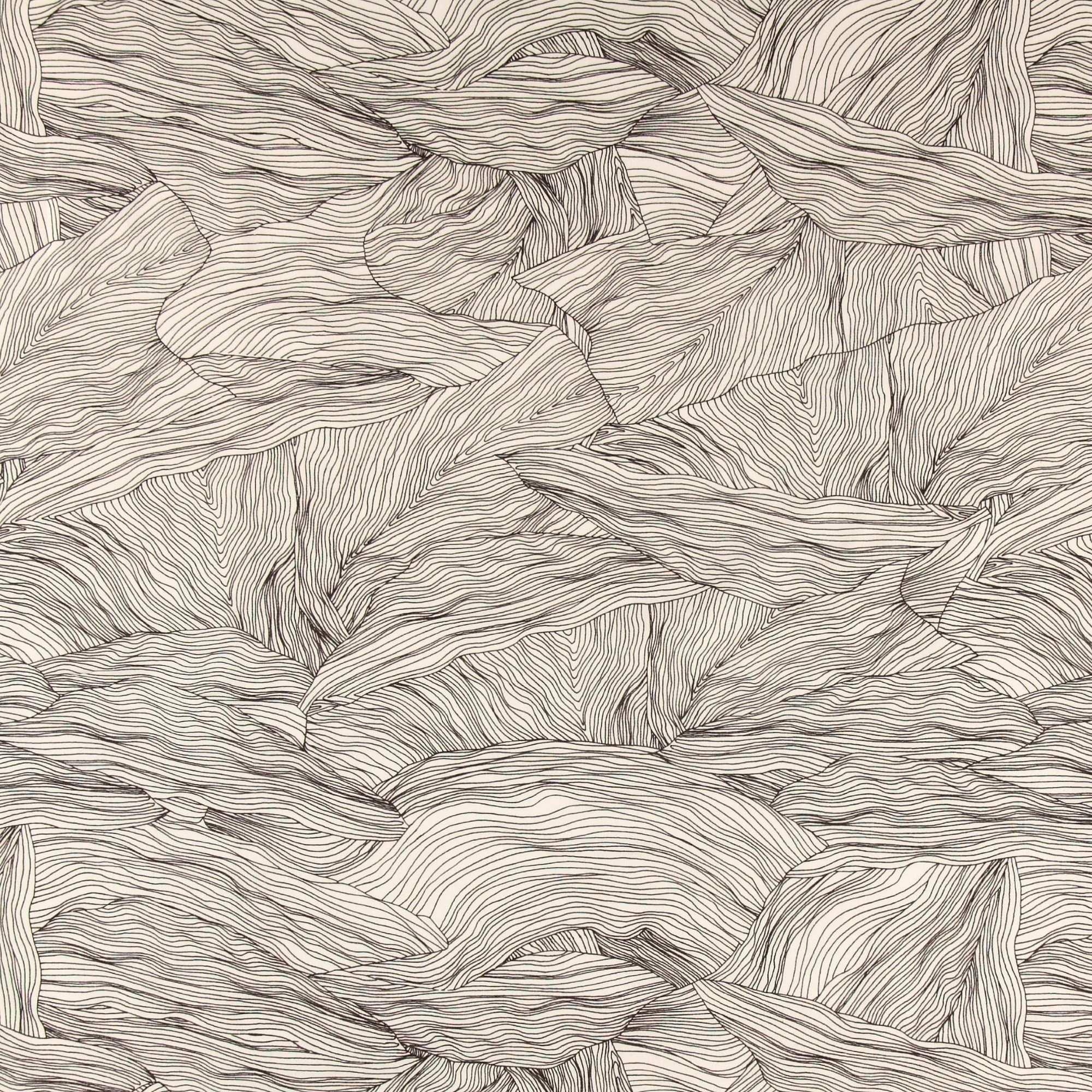 Gewebe Weiss Mit Abstraktem Muster Stoff Stil Skandinavische Stoffe Muster Stoff Abstraktes Muster