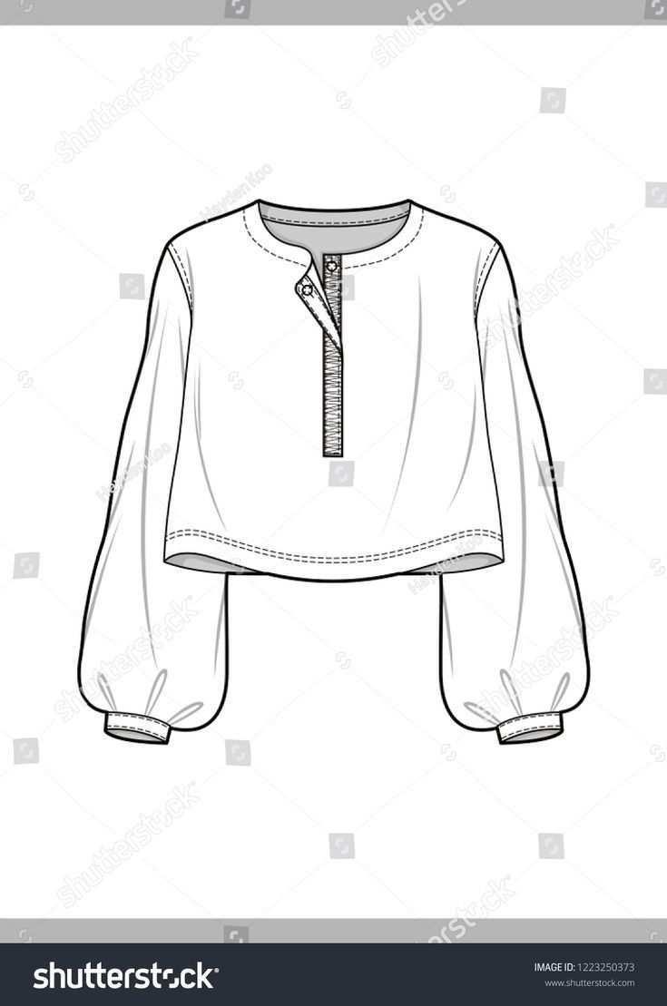 Alle Der Neuen Bluse Mode Technische Zeichnungen Vektor Vorlage Www Etsy Com Bluse Technisch Mode Design Vorlage Kleidung Entwerfen Modedesign Skizzen