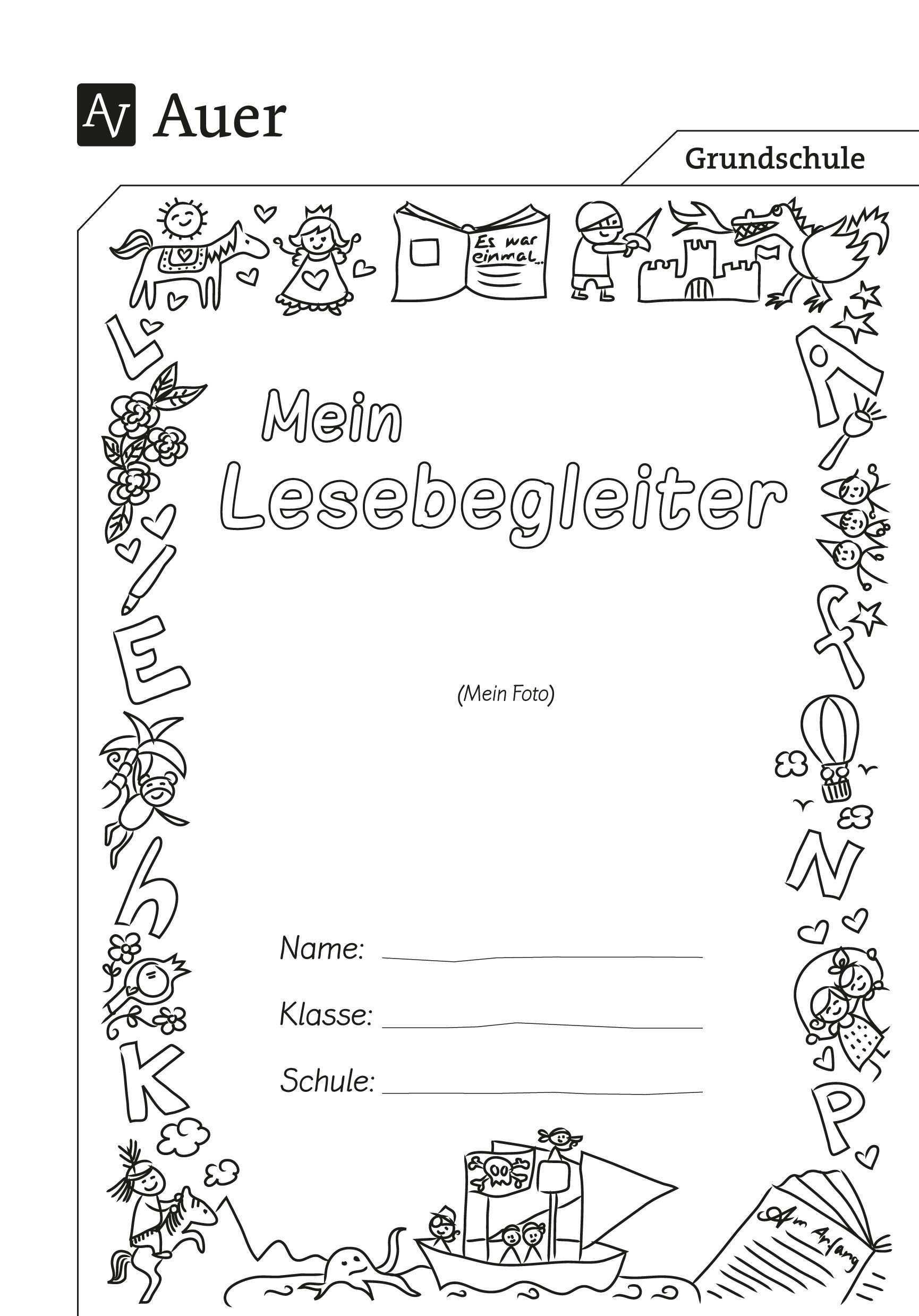 Leseerlebnisse Eines Ganzen Schuljahres Dokumentieren Reflektieren Lesen Lesebegleiter Lesetagebuch Tagebuch Grundschu Lesetagebuch Leseforderung Lesen