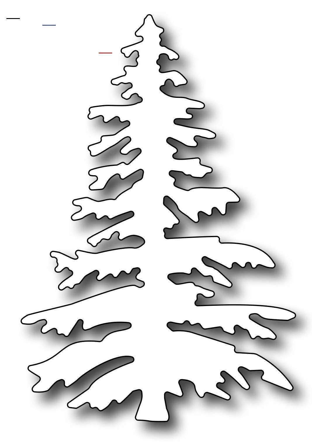 Small Oregon Fir Sapindenoeloriginal Made In The Usa Compatible With All Lead Laubsage Vorlagen Weihnachten Weihnachtsschablonen Holz Basteln Weihnachten