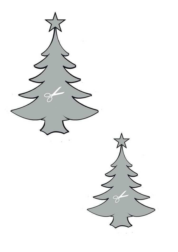 Bricolage De Noel Dessin De Sapin A Imprimer Bricolage Noel Dessin Sapin De Noel Noel