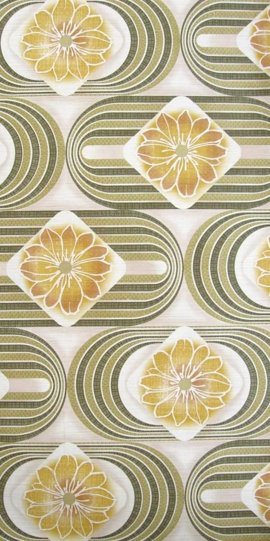 Tapete Appartement Bild 1 With Images Digital Print Textiles Geometric Wallpaper 60s Wallpaper