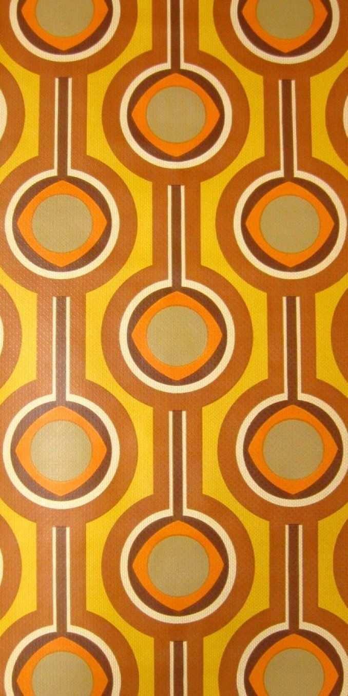 Tapete Savalas Bild 1 Vintage Hintergrundbilder Geometrische Tapete Vintage Tapete
