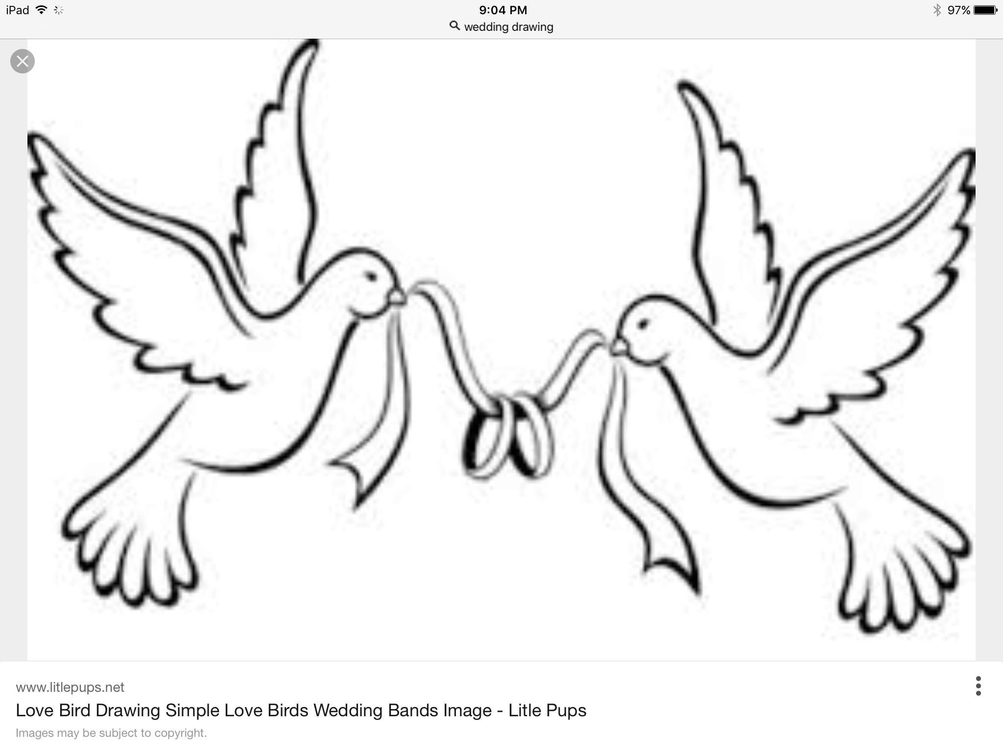 Pin By Conny Deppe On Wedding Clipart Wedding Doves Love Birds Wedding Clip Art