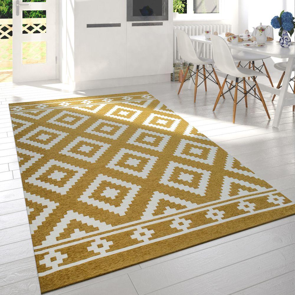 Skandi Teppich Wohnzimmer Rauten Design Teppich Wohnzimmer Teppich Skandinavisch Teppich Design