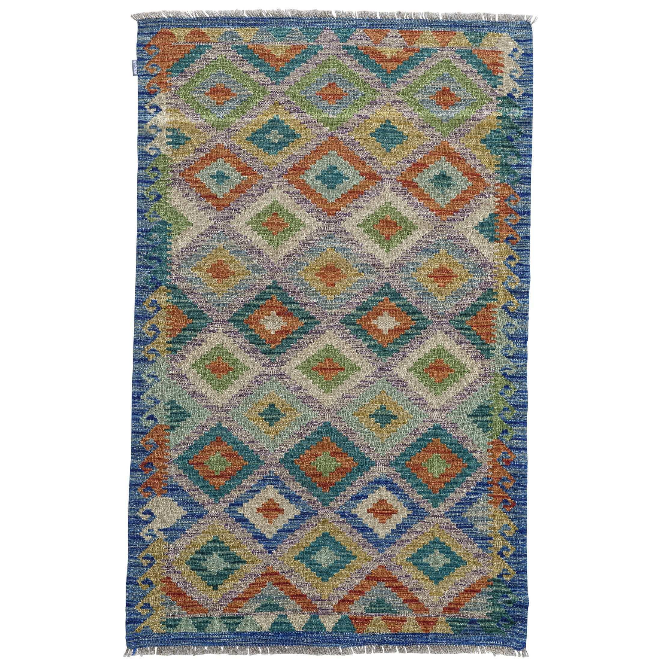 Afghanischer Kelim Teppich Knupfen Webtechniken Teppich