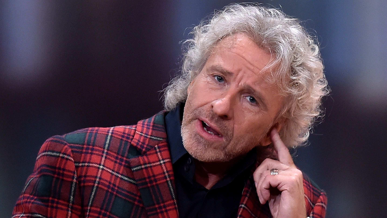 Thomas Gottschalk Erschutterndes Flammen Drama Leute Heute Traurig Traurige Worte