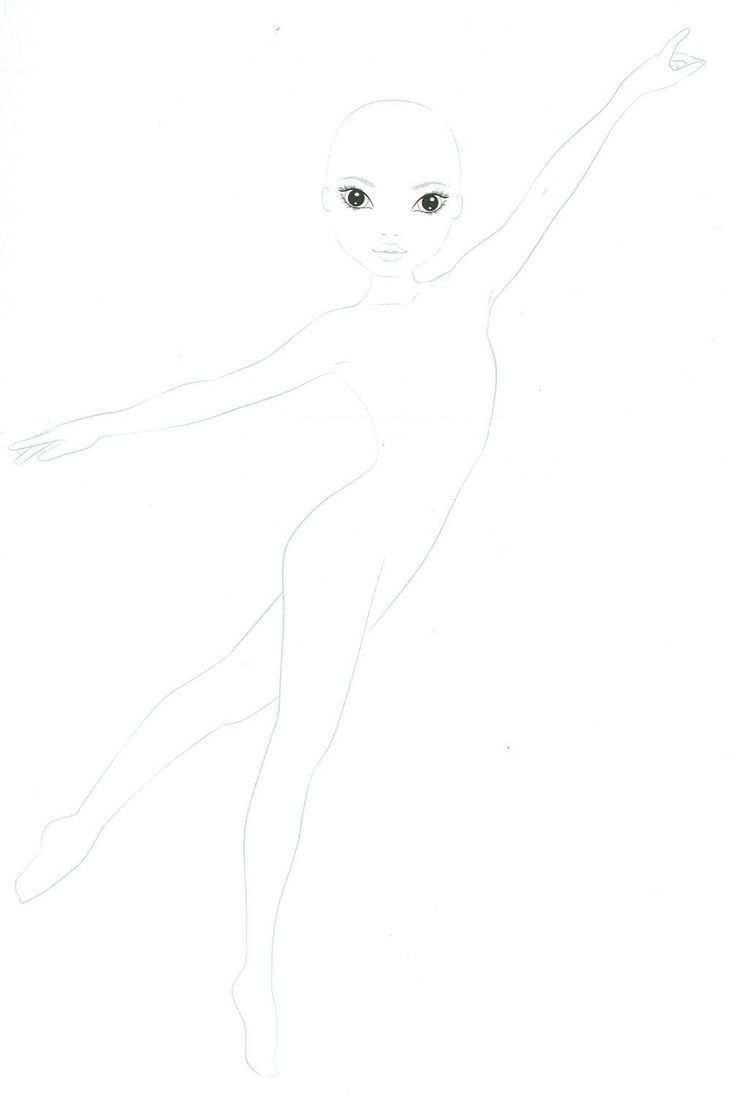 Pin Von Alessia Tepeku Auf Zeichnung In 2020 Top Model Malen Topmodel Ausmalbilder Mode Design Vorlage