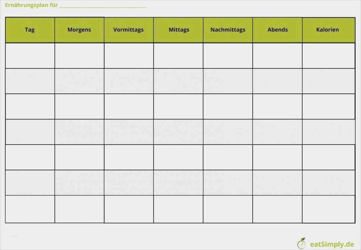 36 Erstaunlich Trainingsplan Erstellen Excel Vorlage Bilder