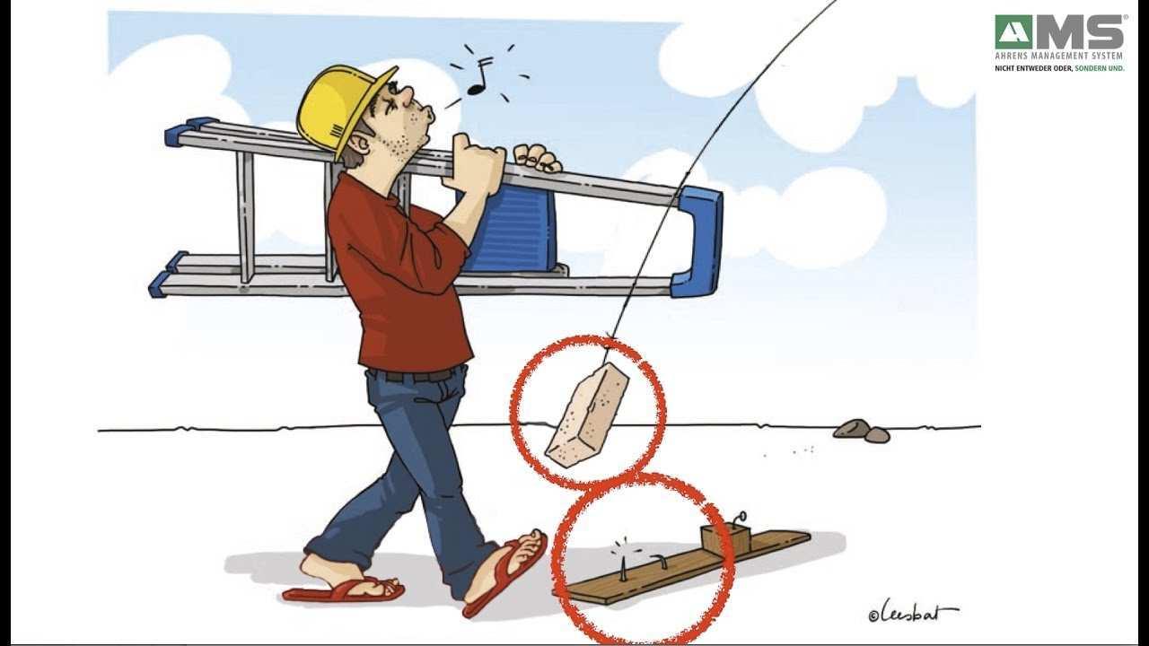 Unterweisung Im Arbeitsschutz Auf Baustellen Ohne Worte Langversion Youtube