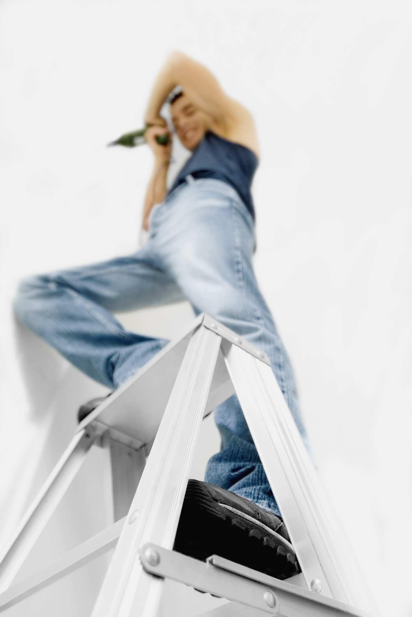 Deswegen Sollten Sie Die Unterweisung Leitern Und Tritte Jahrlich Durchfuhren Weka