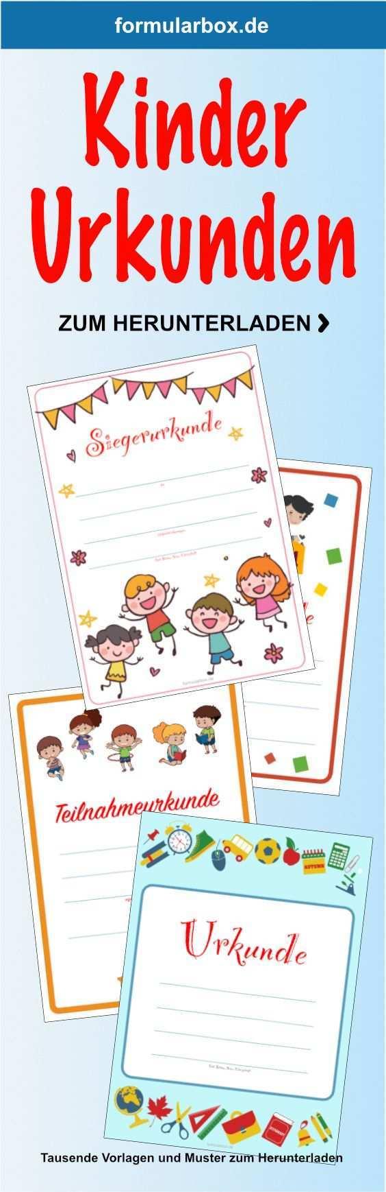 Kinder Urkunden Zum Ausdrucken Urkunden Zum Ausdrucken Urkunde Tagesplane Fur Kinder