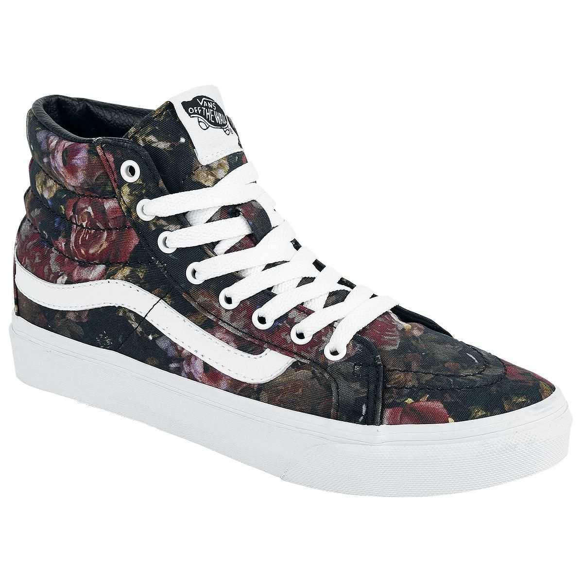 Vans Sneaker High Female Sk8 Hi Slim Multicolor Jetzt Online Bestellen Emp
