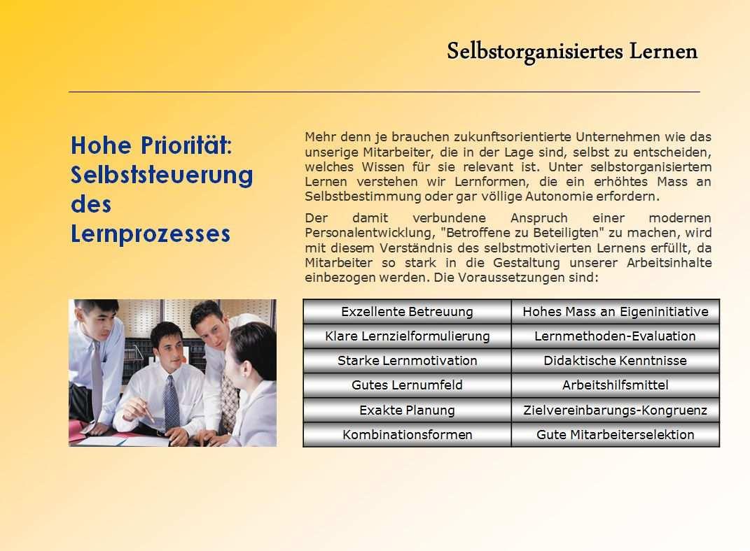 Beispiel Einer Powerpoint Folie Aus Ratgeber Zur Personalentwicklung Selbstbestimmung Powerpoint Prasentation Personalentwicklung