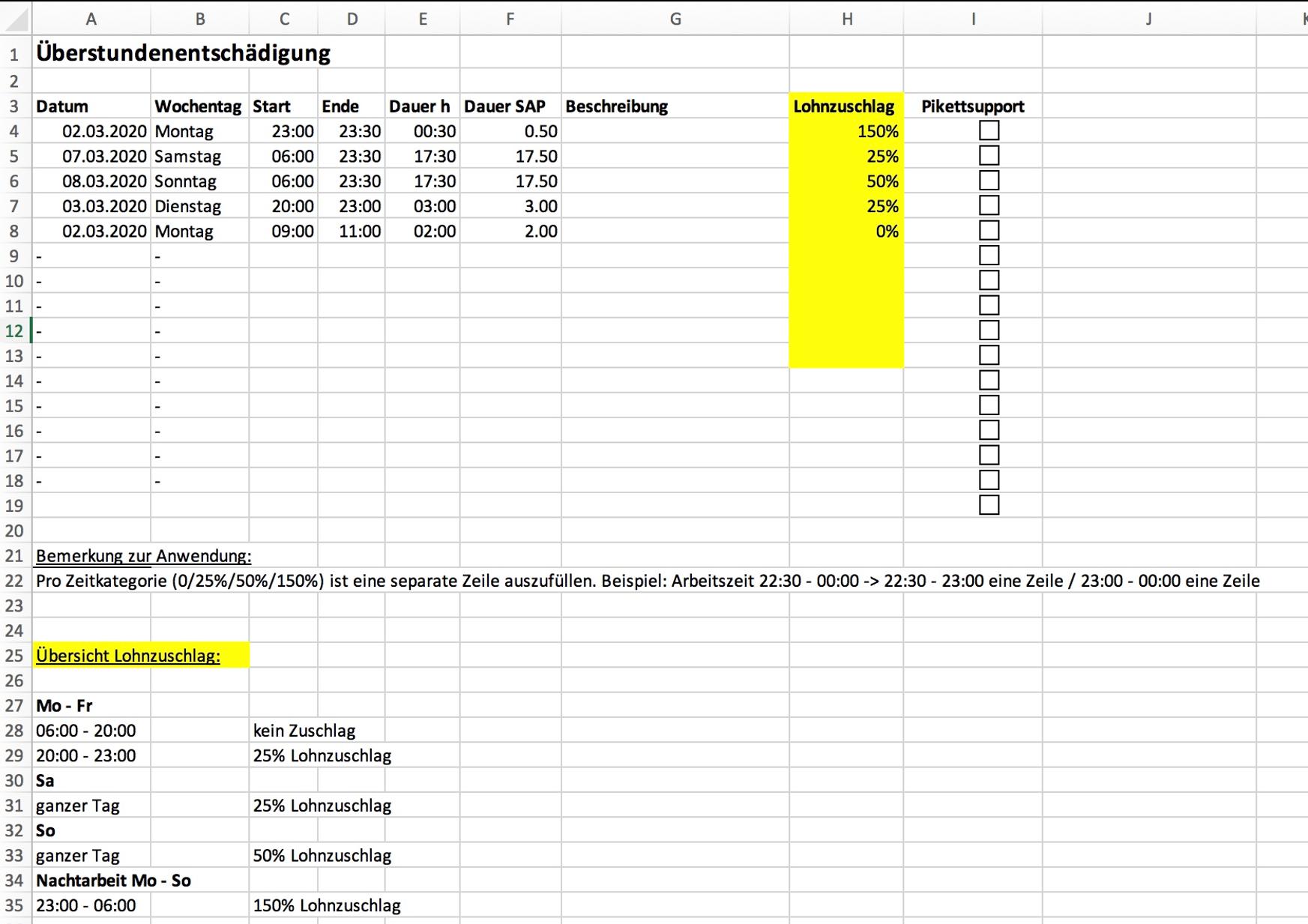 Verschachtelte Wenn Funktion In Excel