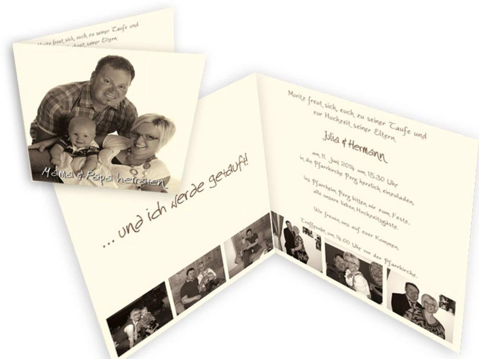 Spezielle Einladungskarten Fur Eine Hochzeit Mit Taufe Einladungskarten Hochzeit Und Tau Einladungskarten Hochzeit Hochzeitseinladung Hochzeitseinladungskarten
