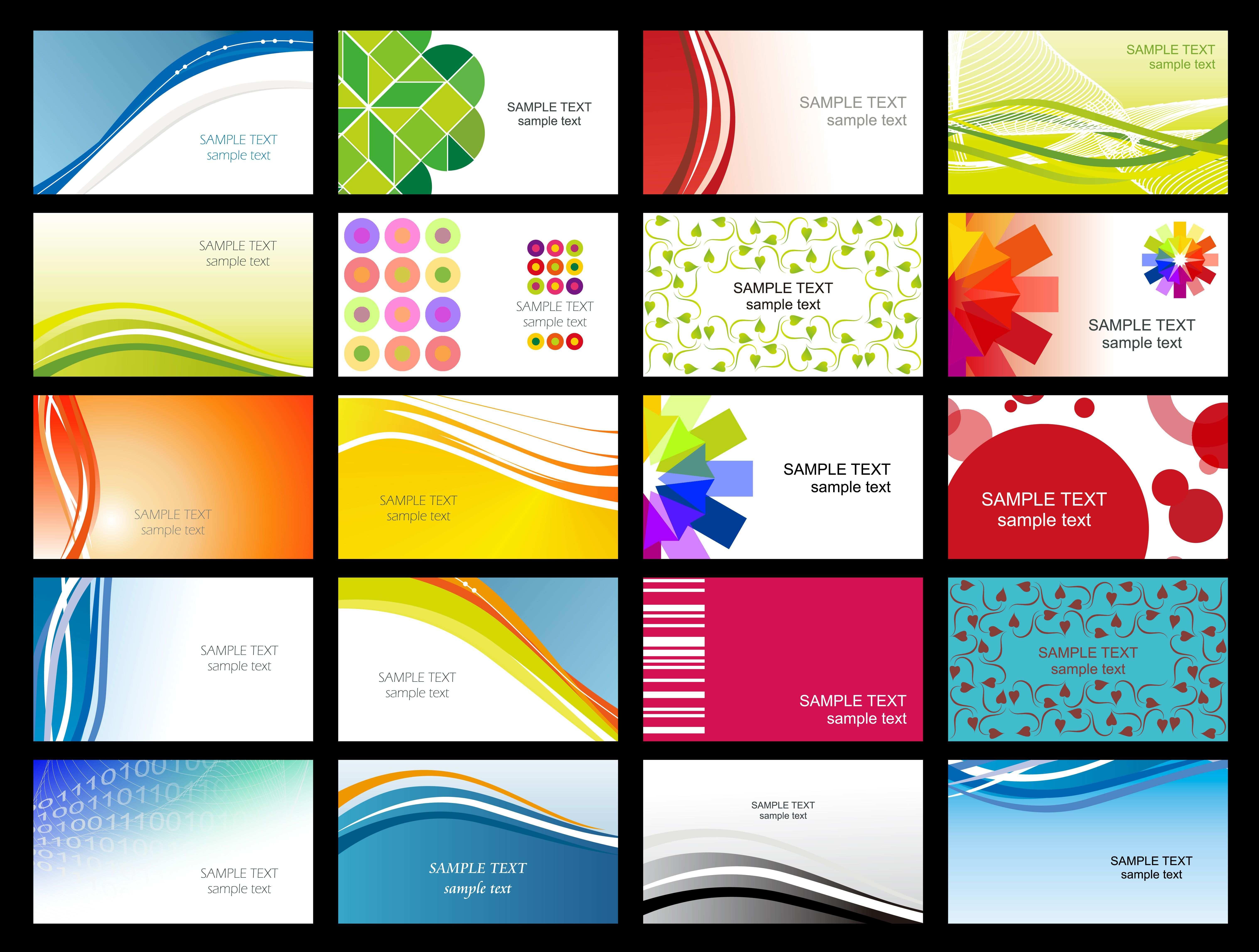 Kostenlose Vorlagen Fur Visitenkarten Drucken Zu Hause Mit Der Kostenlosen Visitenkarten Vorlagen Un Visitenkartenvorlagen Visitenkarten Vorlagen Visitenkarten