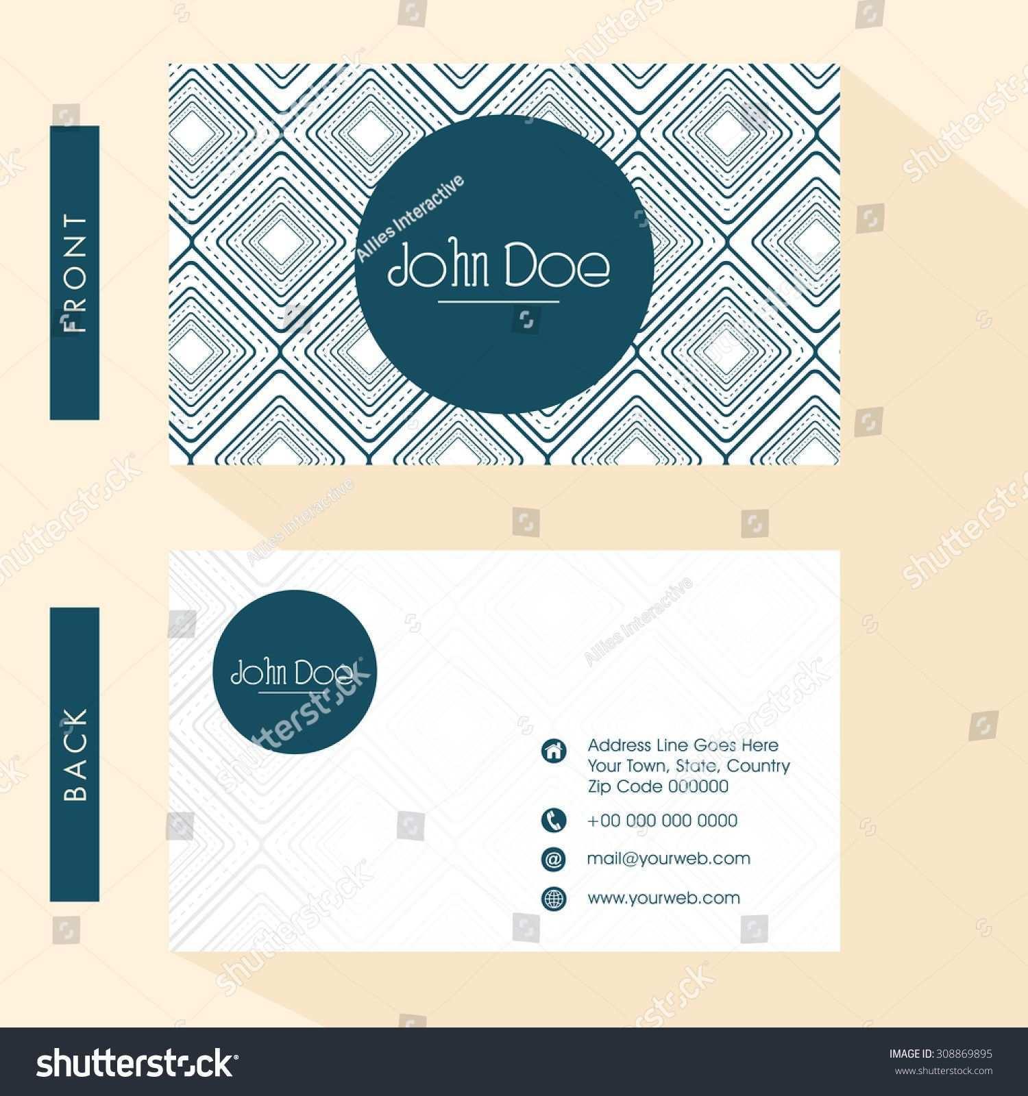 Kostenlose Visitenkarten Vorder Und Ruckseite Plus Adobe Illustrator Visitenkarte Vorlage Vorder U Visitenkarten Visitenkarten Vorlagen Visitenkarten Kostenlos