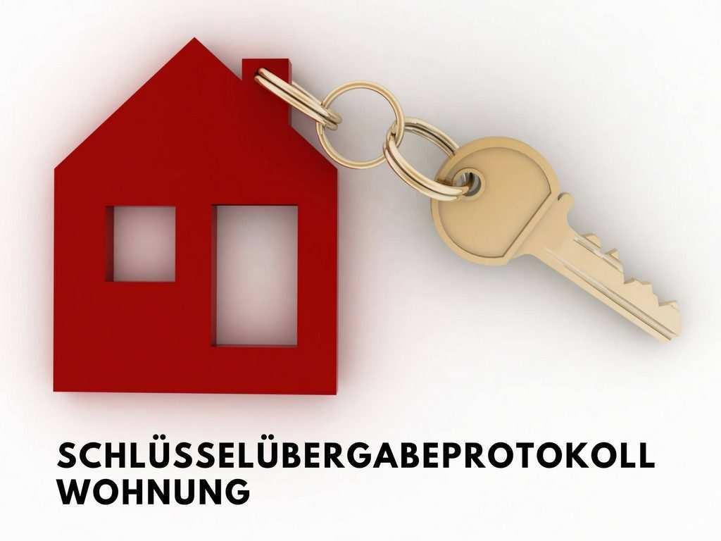 Schlusselubergabeprotokoll I Kostenfrei Downloaden