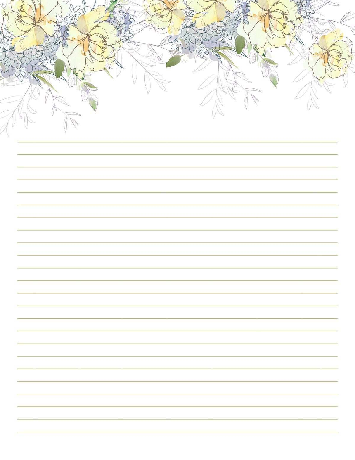 Pin By Hannah Okoth On Stationary Printable Lined Paper Free Printable Stationery Writing Paper Printable Stationery