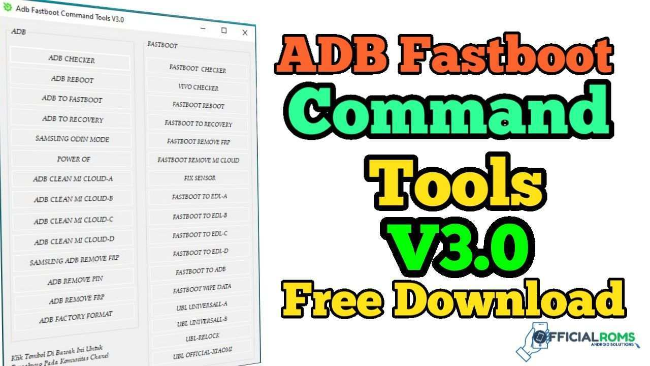 Adb Fastboot Tools V3 0 Redmi Samsung Vivo Oppo This Tool Is A Simple Application That You Can Use To Reboot Your Smartphone Pc System Vivo Samsung