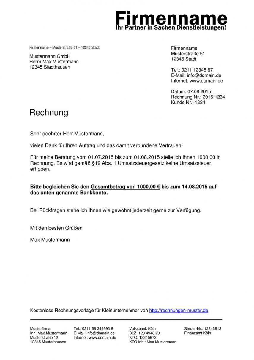 Blattern Unsere Das Image Von Kleingewerbe Rechnung Ohne Mwst Vorlage Rechnung Vorlage Rechnungsvorlage Rechnungen Schreiben