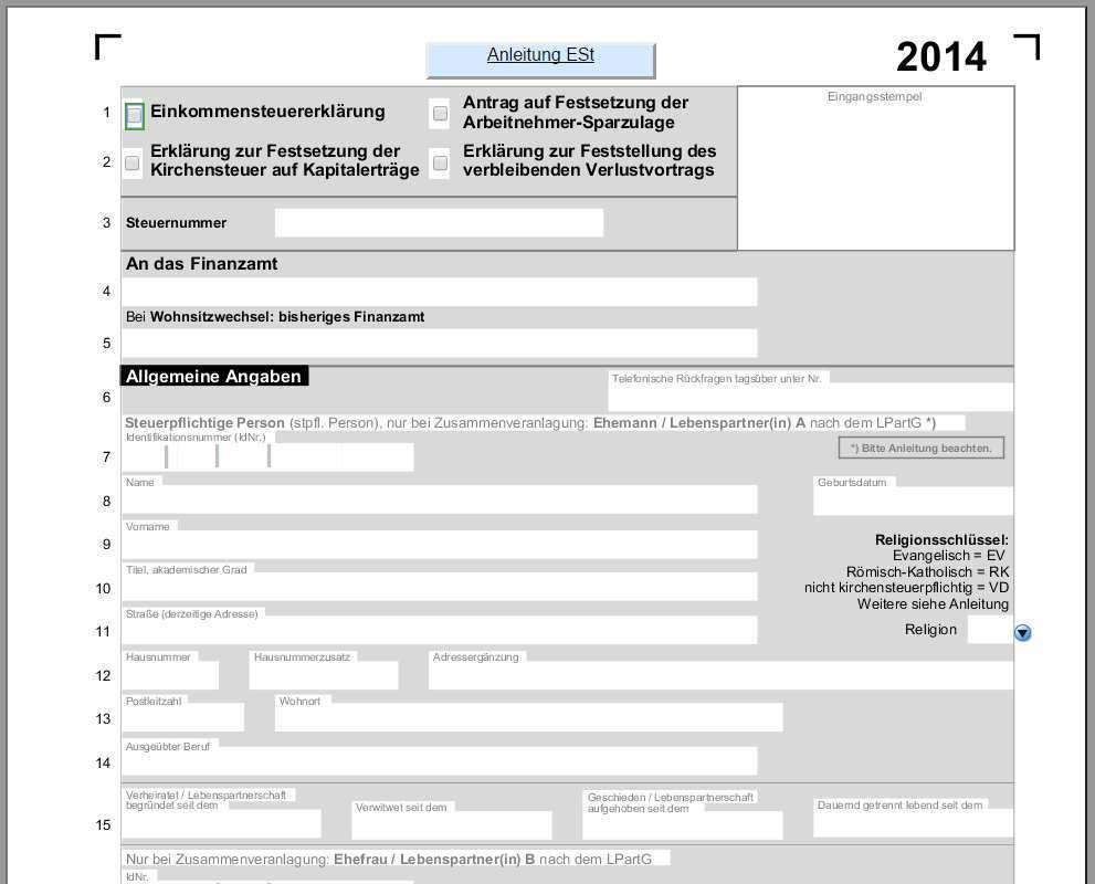 Mantelbogen Est 2014 Pdf Vorlage Download Chip