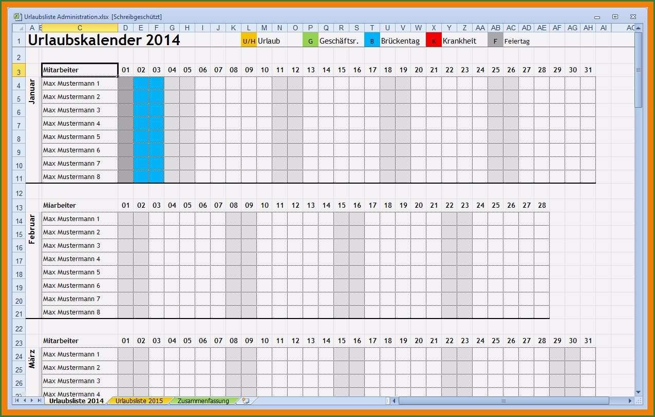 20 Feinst Urlaubsplan 2015 Excel Vorlage In 2020 Excel Vorlage Vorlage Lebenslauf Kostenlos Vorlagen