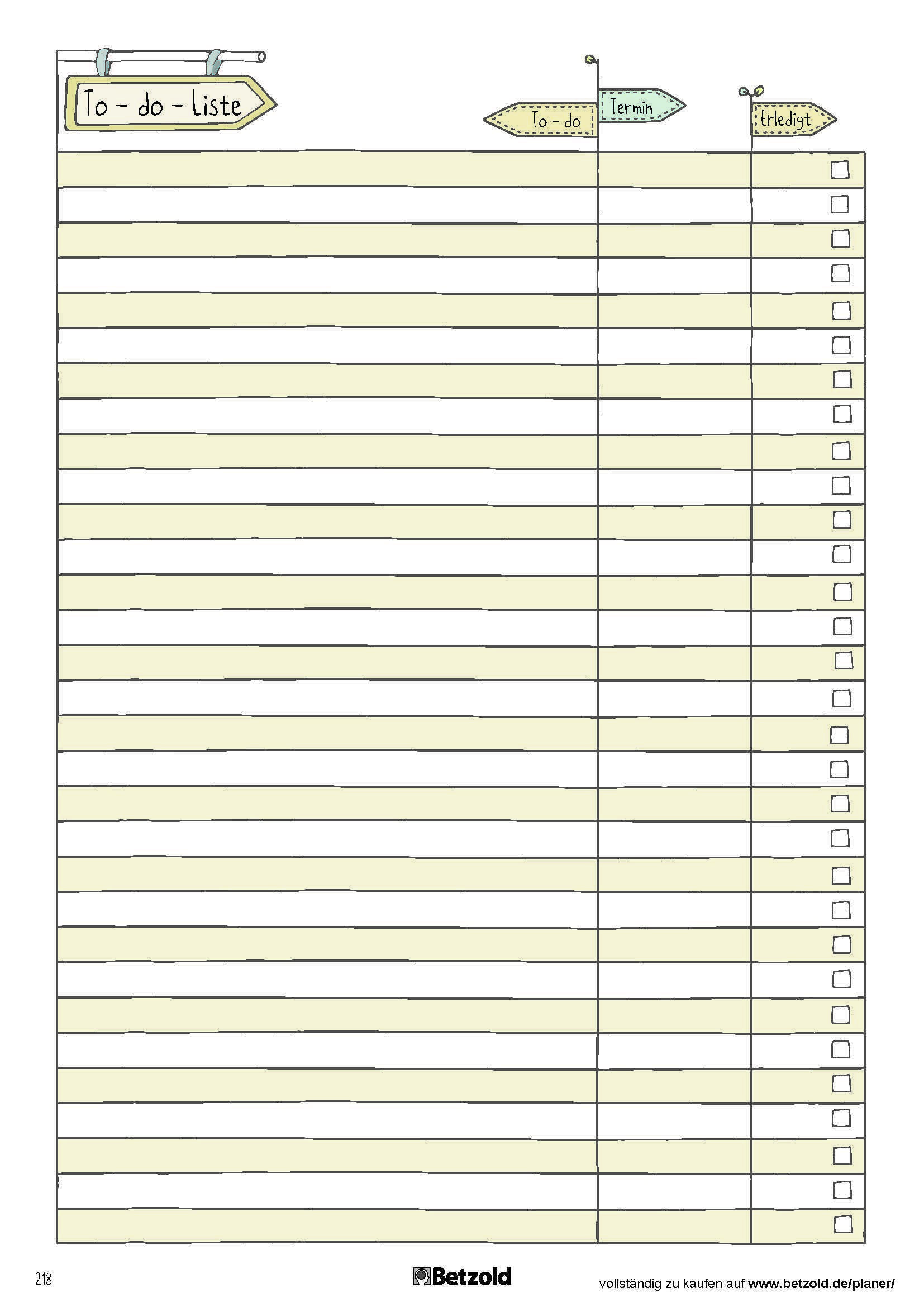 To Do Liste Kostenlos Ausdrucken Kalender Zum Ausdrucken Planer Vorlagen To Do Liste