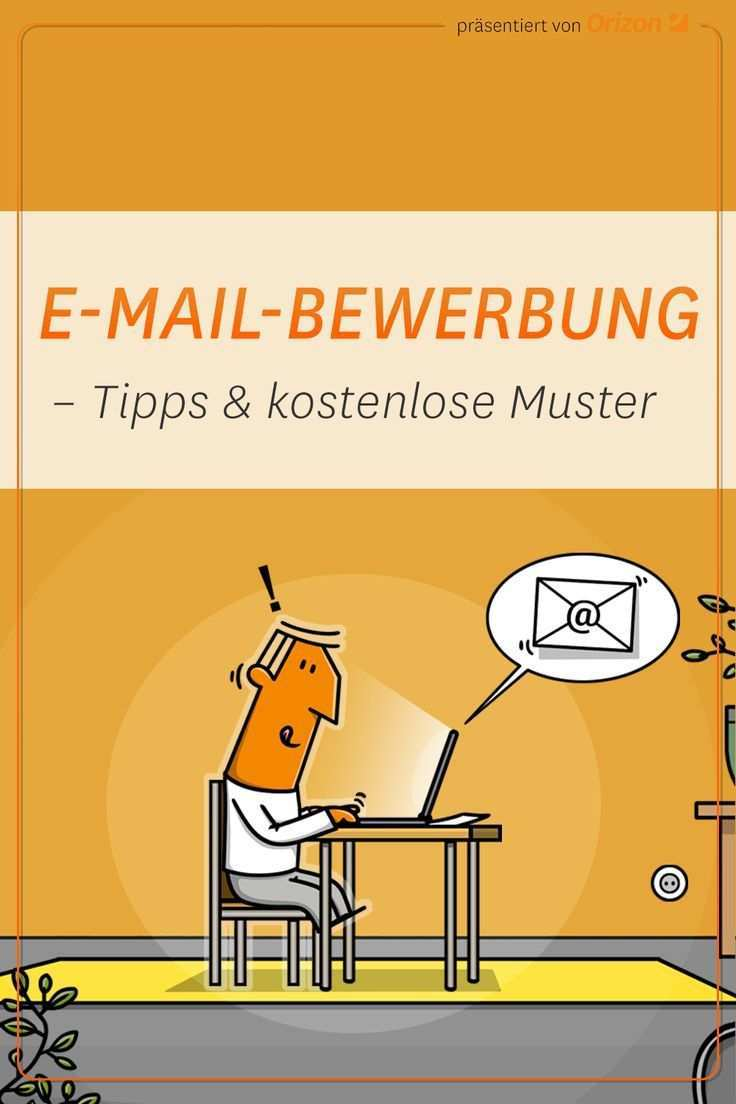 E Mail Bewerbung Tipps Kostenlose Muster In 2020 Bewerbung Online Bewerbung Bewerbungstipps