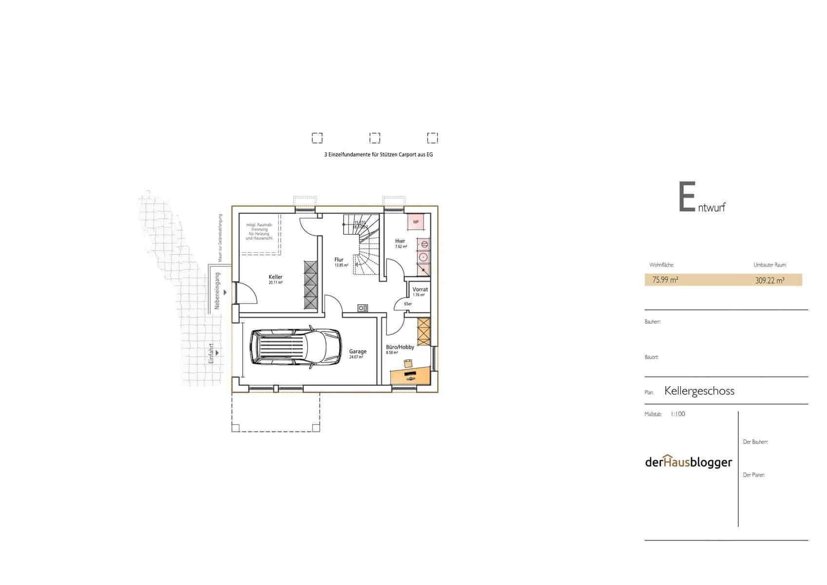 Satteldachhaus 137 4m Derhausblogger In 2020 Flachdachhaus Haus Grundriss Einfamilienhaus