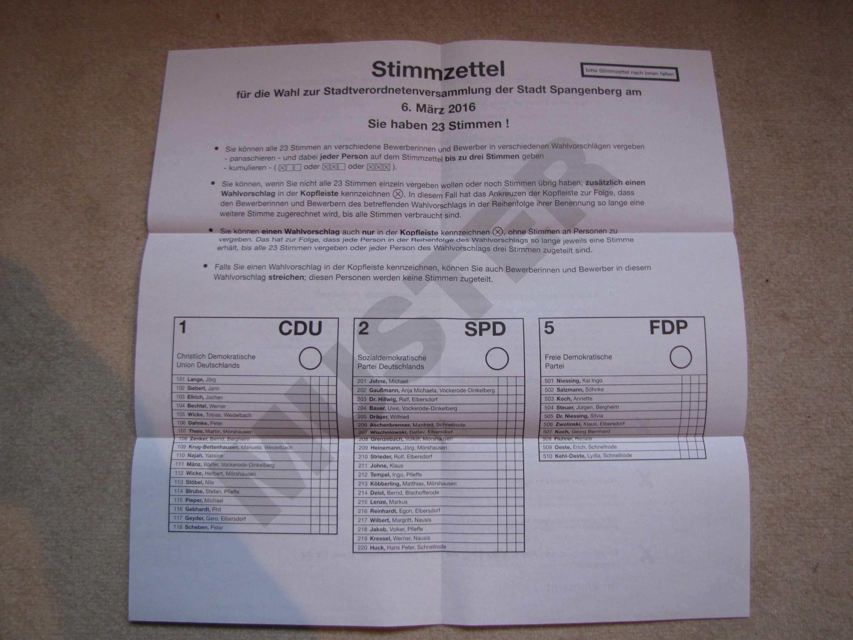 Datei Musterstimmzettel Kommunalwahl Hessen 2016 Stadtverordnetenversammlung Jpg Wikipedia