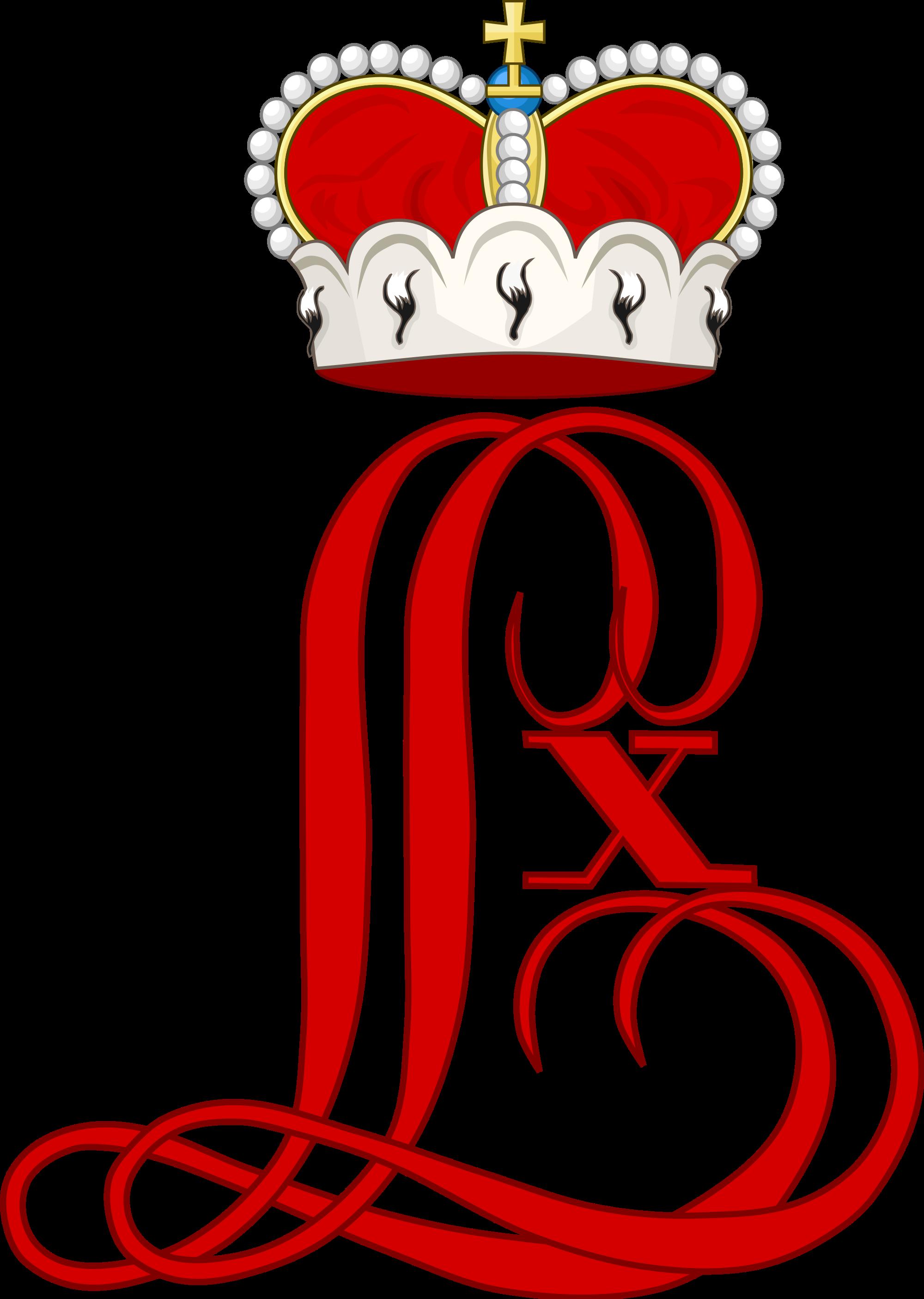 Louis X Landgrave Of Hesse Kassel Fahnen