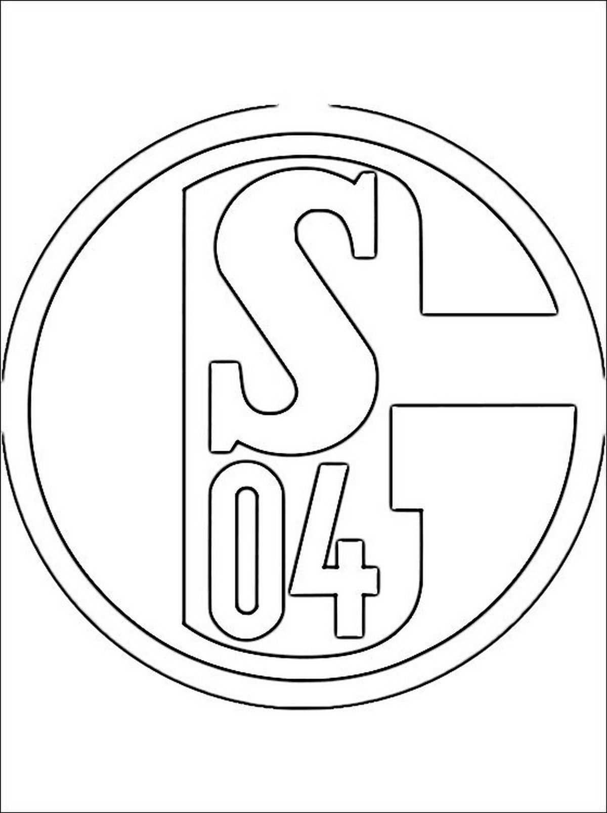 Fussball Ausmalbilder Schalke Ausmalbilder Fussball Ausmalbilder Ausmalen