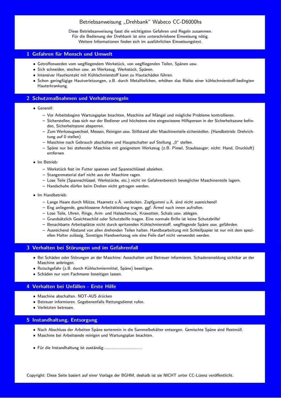 Einweisung Drehbank Einweisung Drehbank Pdf Free Download