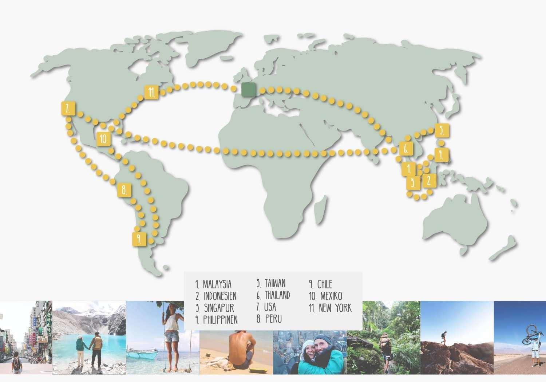 Unsere Geschichte Reiseblogger Ania Daniel Von Geh Mal Reisen
